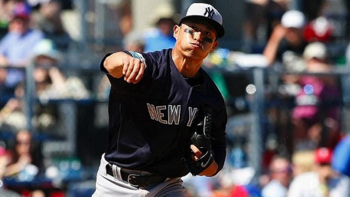NYヤンキースにアジア系の選手?【R・レフスナイダー】